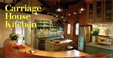 Carriage House Kitchen